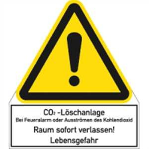 CO2-Löschanlage