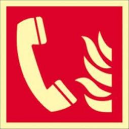 Brandmeldetelefon