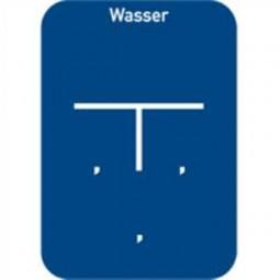 Wasserhinweisschild (B)