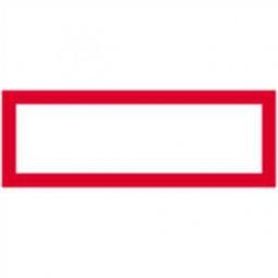 Brandschutzzeichen zur individuellen Selbstbeschriftung