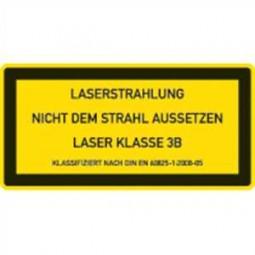 Klasse 3B - Lasereinrichtungen