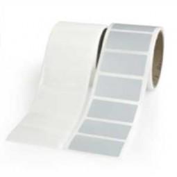 Blanko-Etikett für Thermotransferdrucker