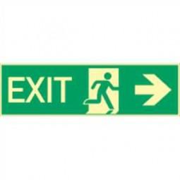 Exit rechts