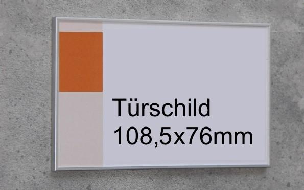 Türschild FORMOflach