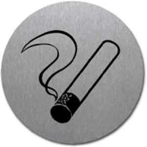 Piktogramm - Rauchen gestattet