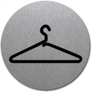 Piktogramm - Garderobe
