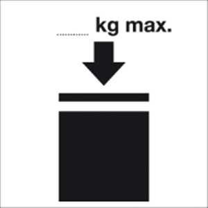 Symbol für IBC, die gestapelt werden dürfen