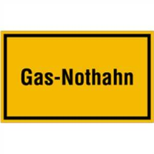 Gas-Nothahn
