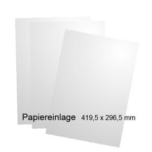 Frankfurt-Papiereinlage für Wegweiser DIN A3