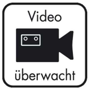Video überwacht