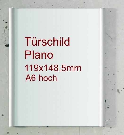 Plano Türschild