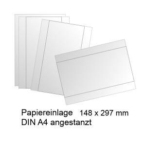 Sydney - Papiereinlage für Fahnenschild