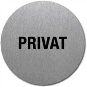 Piktogramm - Privat