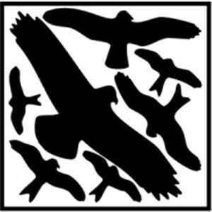 Vogelschutzset
