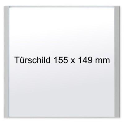 KRISTALLINO.s - Türschild, Schraubmontage