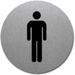 Piktogramm - WC Herren