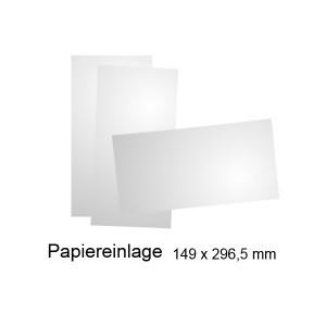 Frankfurt-Papiereinlage für Deckenabhänger