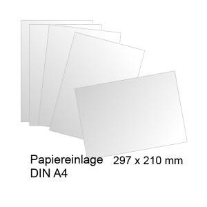 Sydney-Papiereinlage für DIN A4