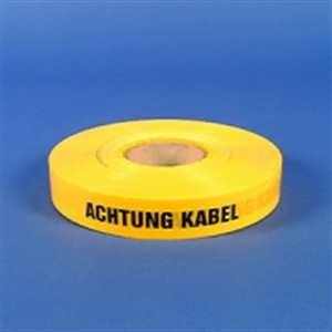 Trassenwarnband - Achtung Kabel