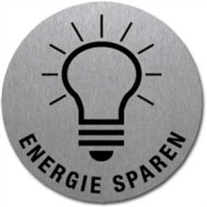 Piktogramm - Energie sparen