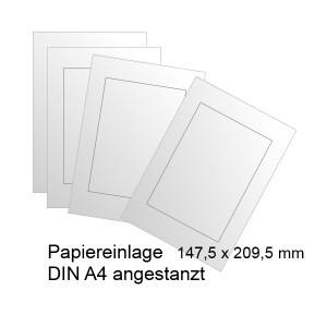 Papiereinlage Rio Türschild
