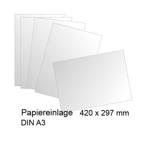 Sydney-Papiereinlage für DIN A3