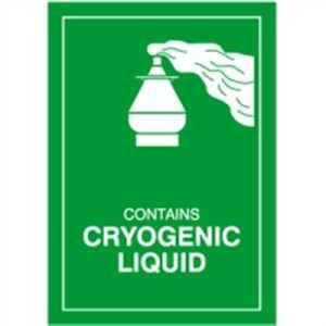 Tiefgekühlte Flüssigkeit (Cryogenic Liquid)