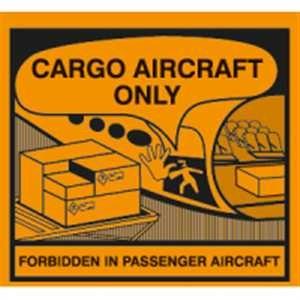Nur für Frachtflugzeuge CAO (Cargo Aircraft Only)
