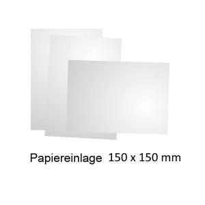 MAXI Papiereinlage für Türschild