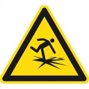 Warnung vor dünnem Eis